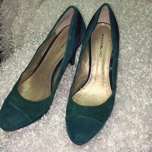 Bandolino Leather Heels